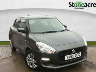 2019 Suzuki Swift 1.2 Dualjet SZ3 Hatchback 5dr Petrol Manual s/s 90 ps