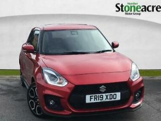 2019 Suzuki Swift 1.4 Boosterjet Sport Hatchback 5dr Petrol s/s 140 ps
