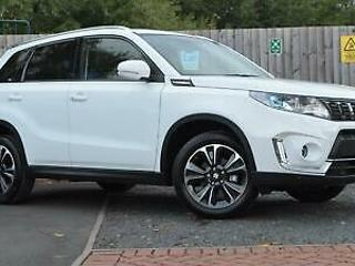 2019 Suzuki Vitara SZ5 1.4 BOOSTERJET Manual PRE REG ZERO 0 FINANCE DELIV