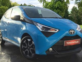 Toyota Aygo 1.0 VVT i X Trend 5dr, Apple Car Play, Android Auto Hatchback 2019, 9020 miles, £9673