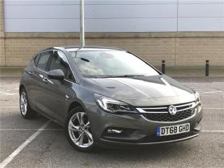 Vauxhall Astra Sri 1.6 Turbo 200PS S/S Hatchback 2019, 7087 miles, £12000