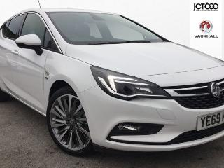 Vauxhall Astra GRIFFIN CDTI S/S Hatchback 2019, 101 miles, £17490