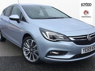 Vauxhall Astra GRIFFIN CDTI S/S Hatchback 2019, 101 miles, £17000