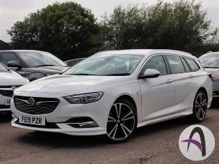 Vauxhall Insignia Tourer 2.0 Turbo D 170 SRi Vx Li Estate 2019, 11840 miles, £18499