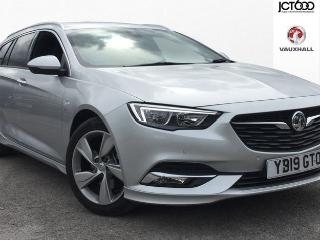Vauxhall Insignia SPORTS TOURER SRI VX LINE NAV Estate 2019, 4216 miles, £24000