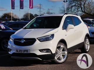 Vauxhall Mokka X 1.4T Griffin + 5dr 2WD 4x4 2019, 3628 miles, £14999