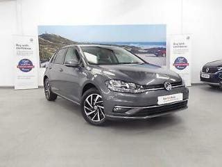 2019 Volkswagen Golf 1.6 TDI Match 5dr Diesel grey Manual