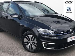 Volkswagen Golf e Golf 136PS 1 speed automatic Hatchback 2019, 2689 miles, £26000