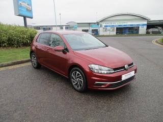 Volkswagen Golf 1.6 TDI Match Hatchback 5dr Hatchback 2019, 2354 miles, £19266