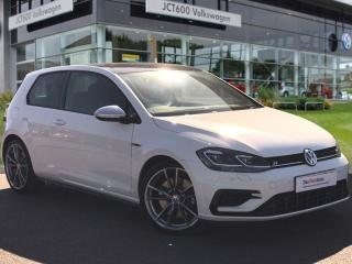 Volkswagen Golf R TSI 4MOTION 300PS 7SPEED DSG Hatchback 2019, 1490 miles, £31000