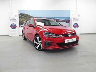 2019 Volkswagen Golf 5Dr 2.0 TSI GTI 245ps Petrol red Manual