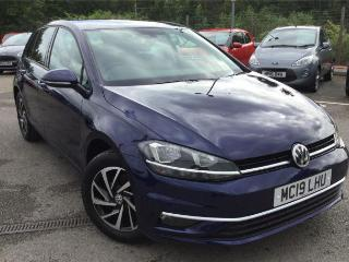 2019 VOLKSWAGEN GOLF 1.0 TSI 115 Match 5dr Hatchback
