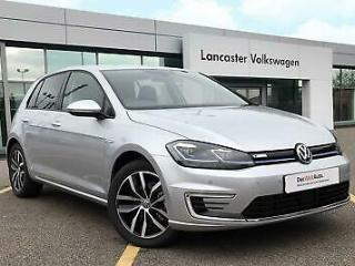 2019 Volkswagen Golf MK7 Facelift E 136ps e 5dr [ Available Now ] Electric sil