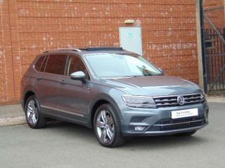 Volkswagen Tiguan ALLSPACE 2.0 TDI SCR SEL DSG 4MOTION 5dr Other 2019, 4901 miles, £31999