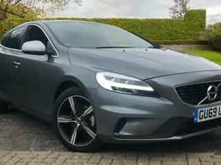 2019 Volvo V40 D2 R Design Edition Manual Na Manual Diesel Hatchback