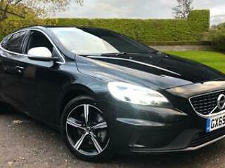 2019 Volvo V40 D2 R Design Pro Edition Automa Automatic Diesel Hatchback