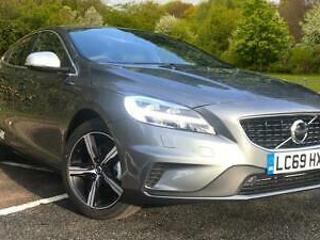 2019 Volvo V40 D2 R Design Pro Edition Manual Manual Diesel Hatchback