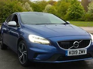 2019 Volvo V40 T2 122 R DESIGN Edition 5dr Manual Petrol Hatchback