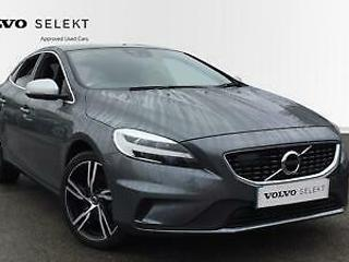 2019 Volvo V40 T3 [152] R DESIGN Edition 5dr Geartronic Petrol Hatchback Auto Ha