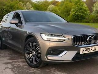 2019 Volvo V60 2.0 D3 Inscription 5dr with Co Automatic Diesel Estate