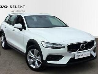 2019 VOLVO V60 2.0 D4 [190] Cross Country 5dr AWD Auto Diesel Estate