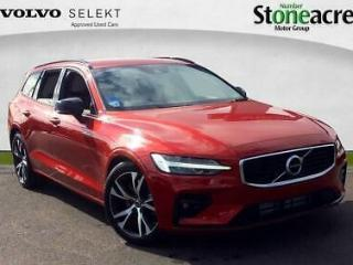 2019 Volvo V60 2.0 T5 R Design Geartronic s/s 5dr
