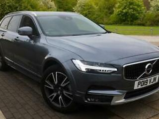 2019 Volvo V90 2.0 D4 Cross Country Pro 5dr A Automatic Diesel Estate