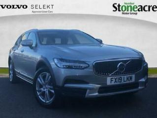 2019 Volvo V90 Cross Country 2.0 D4 Cross Country Estate 5dr Diesel Automatic