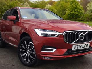 Volvo XC60 2.0 D4 Inscription 5dr AWD Gea Estate 2019, 6899 miles, £32000