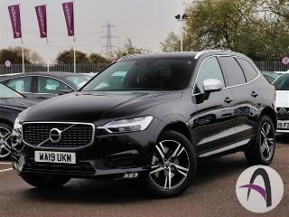 Volvo XC60 2.0 D4 R DESIGN 5dr Geartronic 4WD Wint 4x4 2019, 3727 miles, £31599
