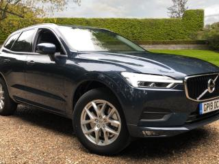 Volvo XC60 2.0 T5 Momentum Pro Auto with Estate 2019, 2000 miles, £34500