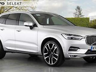 2019 Volvo XC60 D4 INSCRIPTION PRO AWD Diesel silver Automatic