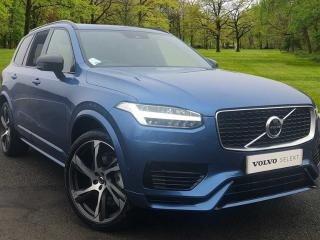 Volvo XC90 2.0 T8 Hybrid R DESIGN Pro 5dr Geartronic SUV 2019, 10 miles, £74950