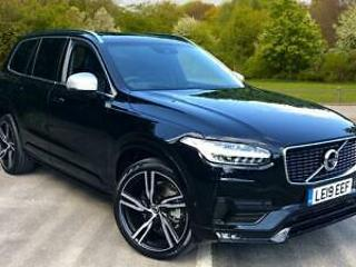 2019 Volvo XC90 2.0 D5 Powerpulse AWD R Design Automatic Diesel 4x4