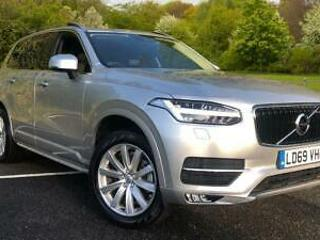 2019 Volvo XC90 2.0 D5 PP Momentum Pro AWD Aut Automatic Diesel 4x4