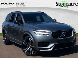 2019 Volvo XC90 2.0h T8 Twin Engine 11.6kWh R Design Pro SUV 5dr Petrol Plug in