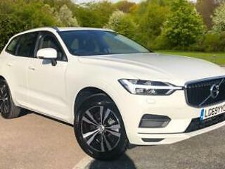 2020 Volvo XC60 2.0 B4D AWD Mild Hybrid Moment Automatic Diesel/Electric 4x4