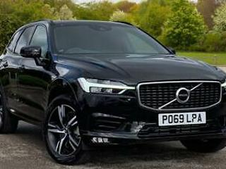 2020 Volvo XC60 2.0 T5 250 R DESIGN Nav 5dr Automatic Petrol Estate