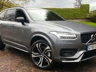 2020 Volvo XC90 2.0 B5D Hybrid R Design Pro AW Automatic Diesel/Electric 4x4