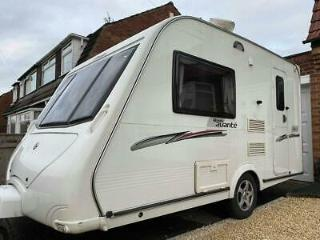 2 berth 2010 Elddis Avante 362. One owner from new. Part ex taken/delivery avail
