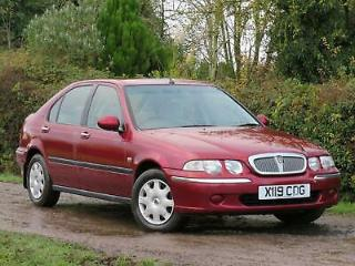 53,000 MILES! 1 OWNER FROM NEW! Rover 45 1.4 16v iE