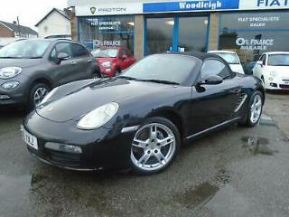 55 2005 PORSCHE BOXSTER AUTO 2.7 TIPTRONIC CONVERTIBLE HEATED LEATHER+BOSE