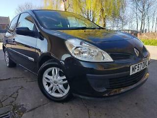 57 Plated Renault Clio Rip Curl 1.2 Petrol 3 Drs 1 Previous Owner