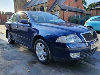 57 Reg Skoda Octavia 2.0TDI PD Elegance FSH Inc Cambelt Changes,New Clutch/Dmf