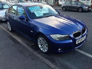 58/08 BMW 318 2.0TD AUTO d SE VERY CLEAN CAR INSIDE AND OUT £2995 PX CONS