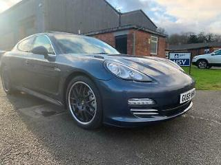 59 Porsche Panamera 4.8 V8 4S PDK. STUNNING. Cheapest available