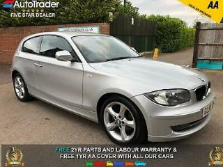 59 REG BMW 116D SPORT 6 SPEED SERVICE HISTORY NEW 1YR MOT 2 KEYS EXCEPTIONAL