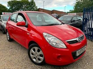 ✿59 Reg Hyundai i20 1.4 Comfort 5dr, Red ✿GREAT SPEC ✿NICE EXAMPLE✿