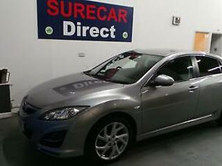 60 Plate Mazda6 2.0 Takuya 5Dr 6Speed ONLY 51,000 Miles in Aluminum Silver