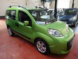 61 Fiat Qubo 1.3TD Dynamic Wheelchair Adapted Disabled